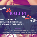 """Novedad 2018: Concurso """"Mi ballet en La Fiesta"""""""