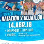 Torneo de Natación y Acuatlón