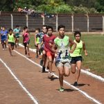 Exitosa primera fecha del torneo provincial de atletismo