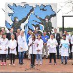 Acto Homenaje a ex combatientes de Malvinas