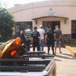 La Policía desbarató una banda presuntamente dedicada a robar y comercializar motocicletas