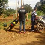 Secuestran motocicletas de dudosa procedencia y demoran a  dos adolescentes en Oberá