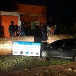 """La Policía desmanteló dos """"Kioscos"""" narco, uno cerca de la Escuela 288 en Oberá y otro en Posadas"""