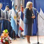 El Colegio Amadeo Bonpland celebró sus 70 años
