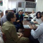 Reunión de la CELO con Marandú Comunicaciones para mejorar el servicio de acceso a Internet