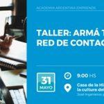 Taller: Armá tu Red de Contactos