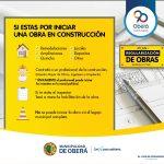 Continúa el plan de regulación de obras