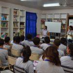 Dictaron taller de Prevención del Abuso y del Embarazo en BOP N°10