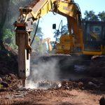 Trabajos de Obras Públicas municipales