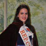 La Colectividad Checa presentó a Rocío, su nueva Reina