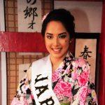 Megumi, la Soberana de la Colectividad del país del Sol Naciente
