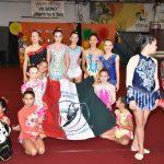 Exitoso Provincial de Gimnasia Rítmica