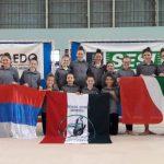 Gimnastas de Oberá se perfeccionaron en Brasil