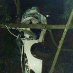 Despiste dejó una víctima fatal en la ruta 103