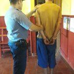 La Policía rescatóa una mujer que era maltratada y amenazada por su concubino en Alberdi