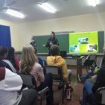 La Policía Comunitaria continúa con  los talleres preventivos en escuelas de la Zona Centro