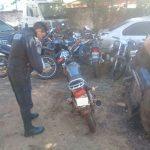 Recuperan en Oberá una motocicleta robada en Guarani y buscan intensamente al autor