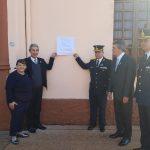 90 años de Oberá: descubrieron una placa para reconocer el trabajo de la Unidad Regional II de Policía