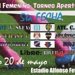 Fútbol Femenino – Ahora si se juega la 5a fecha