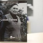"""""""Lucas Torres"""" libro de Sergio Venturini que será presentado hoy en el Linneo"""