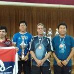 El tenis de mesa obereño obtuvo buenos resultados en Paraguay