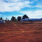 Desarrollan proyecto para convertir el Aeroclub en un aeropuerto similar al de Concordia