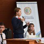 Se realizó el primer concurso de debate organizado por ACEDO