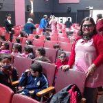 """Los niños disfrutaron del """"Cine Club"""""""
