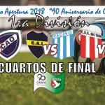 Primera División – Camino a las Semifinales