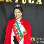 Los portugueses presentaron a su nueva soberana