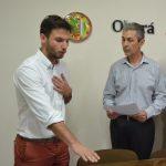 Volvió al Concejo Javier Mielniczuk