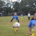 Fútbol femenino- Ya están las cuatro semifinalistas
