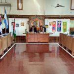 Se realizó la 17° Sesión Ordinaria del Concejo Deliberante Obereño