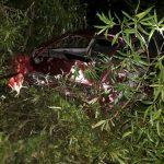 Siniestro vial en la ruta 5 dejó dos personas lesionadas, uno de gravedad