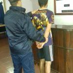 La Policía detuvo a un joven acusado de lesionar a un hombre y ocasionar daños en su vehículo