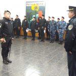 Reconocen a policías que le salvaron la vida a una adolescente en el barrio San Miguel