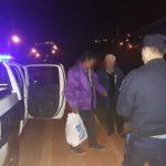 Dos hombres en situación de calle fueron rescatados y asistidos por la Policía en Oberá