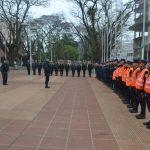 La Policía de Misiones lanzó el programa de Seguridad Urbano en Oberá