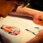 """""""Fue mi sueño desde muy chico ser diseñador de autos"""""""
