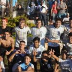 Semifinales- Cuarta División. Racing pasó a la final