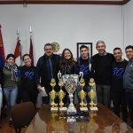 El ballet Tradiciones campeón en Uruguay