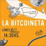 """Hoy presentarán en Oberá, el Proyecto """"La Bitcoineta"""""""