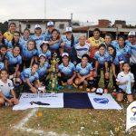 Fútbol Femenino- Las Decanas son Bicampeonas del fútbol de la LROF