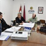 El Intendente y autoridades provinciales debatieron la situación energética