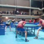 El tenis de mesa municipal presente en el Torneo Argentino