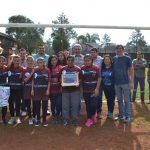 Finalizó el Torneo Amistad de Fútbol Femenino