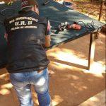 La Policía recuperó elementos robados y detuvo a los presuntos autores