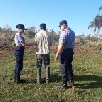 Detienen a un  sujeto acusado de agredir a dos jóvenes en Oberá