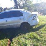 La Policía secuestró un un automóvil presuntamente acondicionado para el tráfico ilegal
