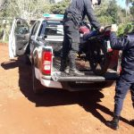 Tras un rápido accionar, la Policía recuperó una motocicleta sustraída, detuvo a un joven y busca intensamente a otro